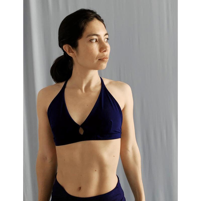 Top Triangle de Yoga pour Femme