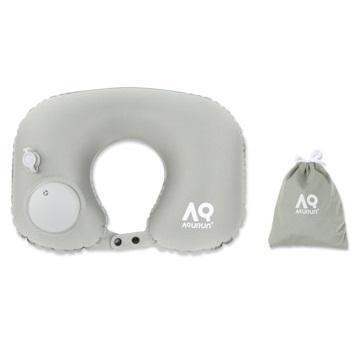 韓國充氣頸枕Air Pump Up Pillow Grey