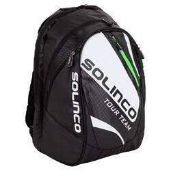 Solinco Back Pack Black Green