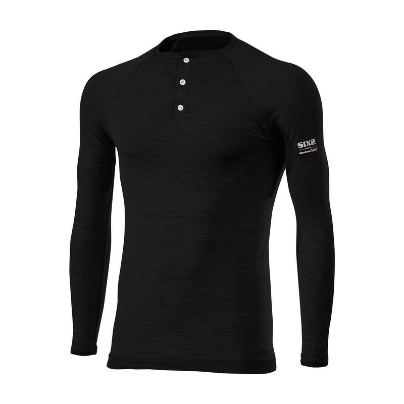 Camiseta interior ciclismo de lana Serafino Merinos