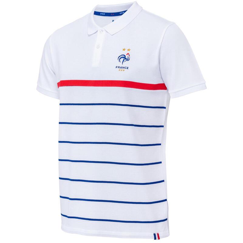 Polo FFF Equipe de France de Football Homme