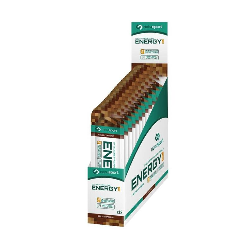 Natusport Energy Performance Gel Cola & Cafeïne
