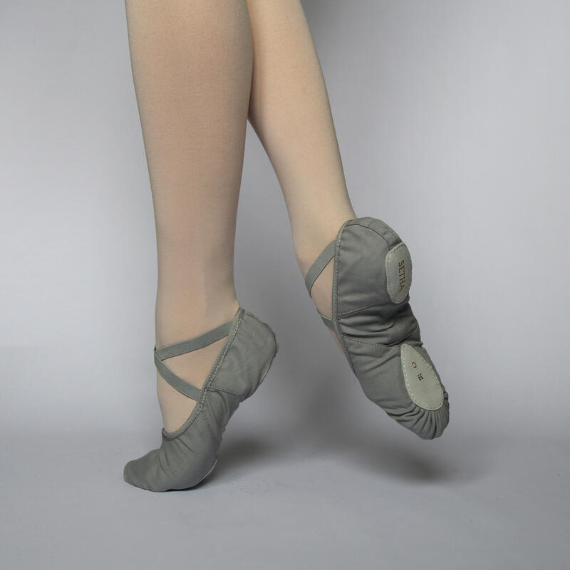 SETHA - Demi-pointe danse en toile stretch