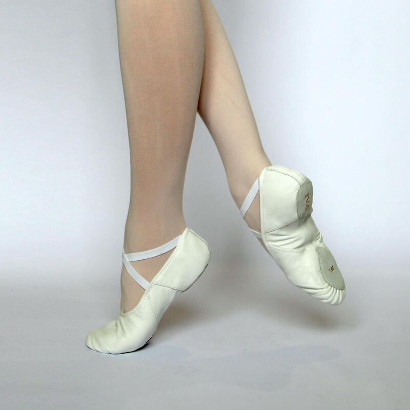 IVA - Demi-pointe danse en cuir