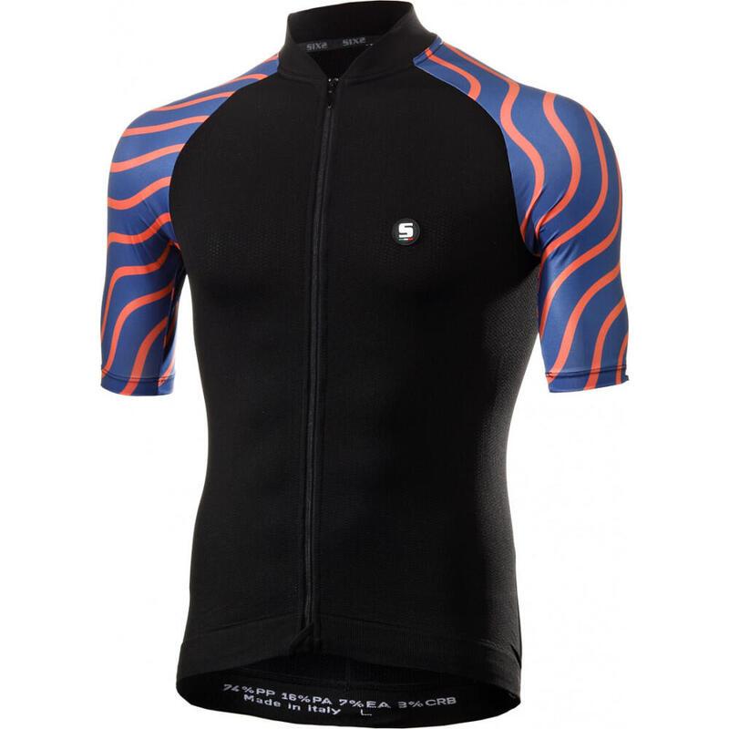 Maglia ciclismo Fancy