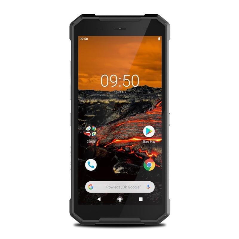 "Hammer Explorer 5.72"" 4G 3+32GB Black Orange"
