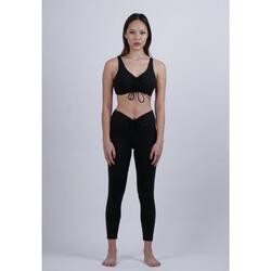 Bare Essentials V-shaped waist with drawstring Leggings