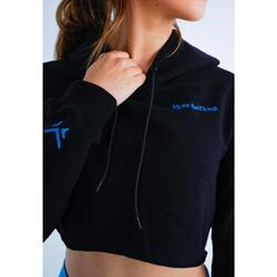 Feel Casual Quoted Hoodies