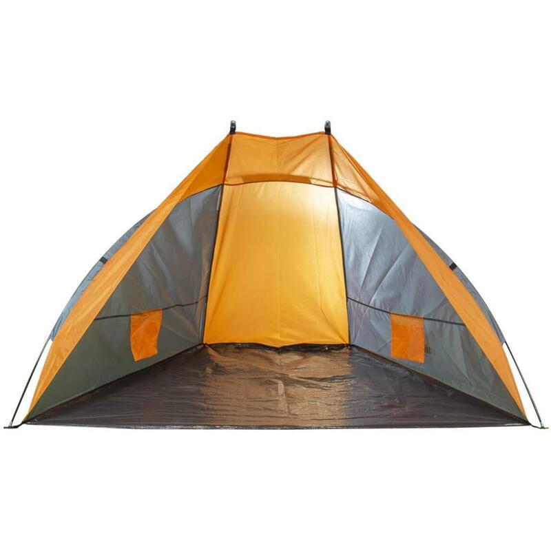 Milestone Beach Shelter With UV50+ Protection Orange