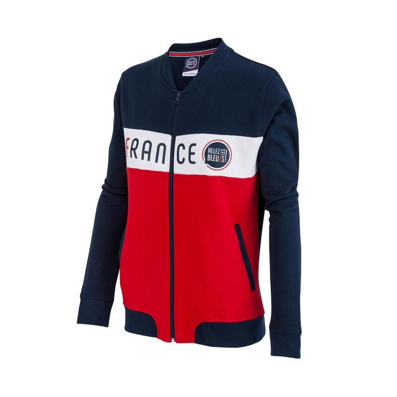 Veste France - Collection officielle ALLEZ LES BLEUS - Femme