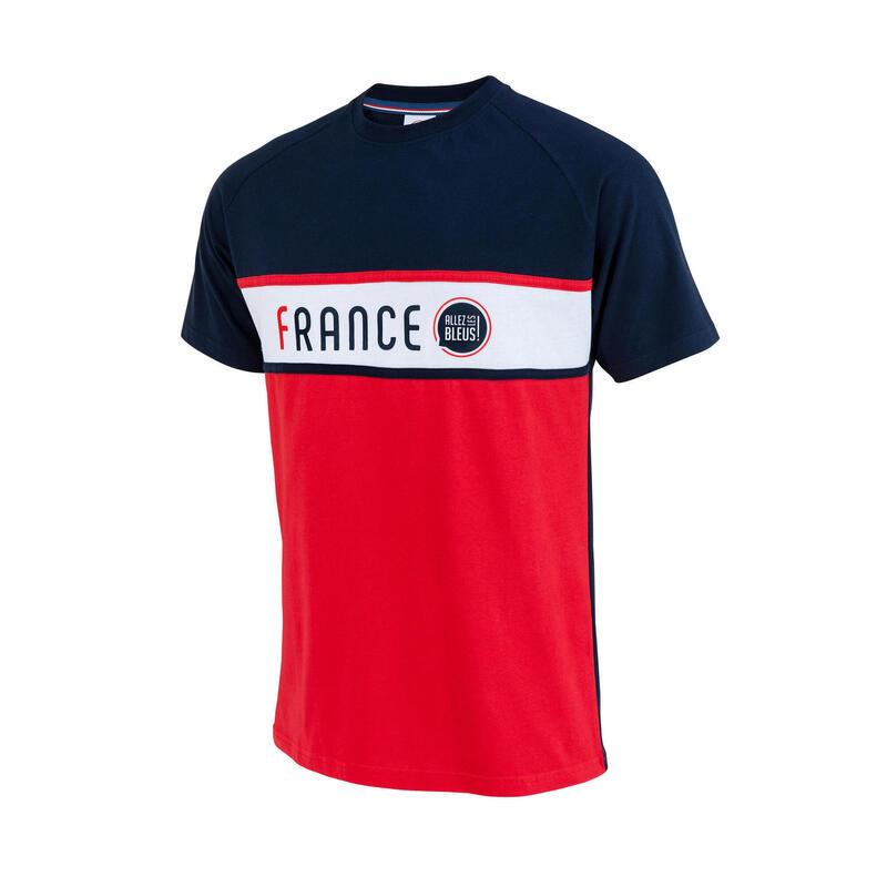 T-shirt France - Collection officielle ALLEZ LES BLEUS - Homme