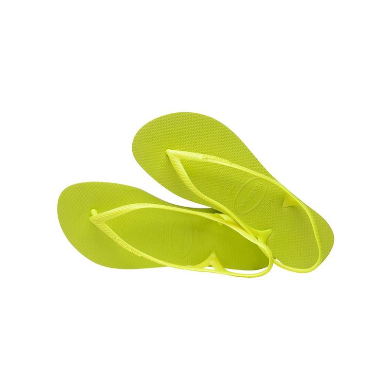 HAVAIANAS 女裝 SUNNY II 涼鞋系列 - 螢光綠色
