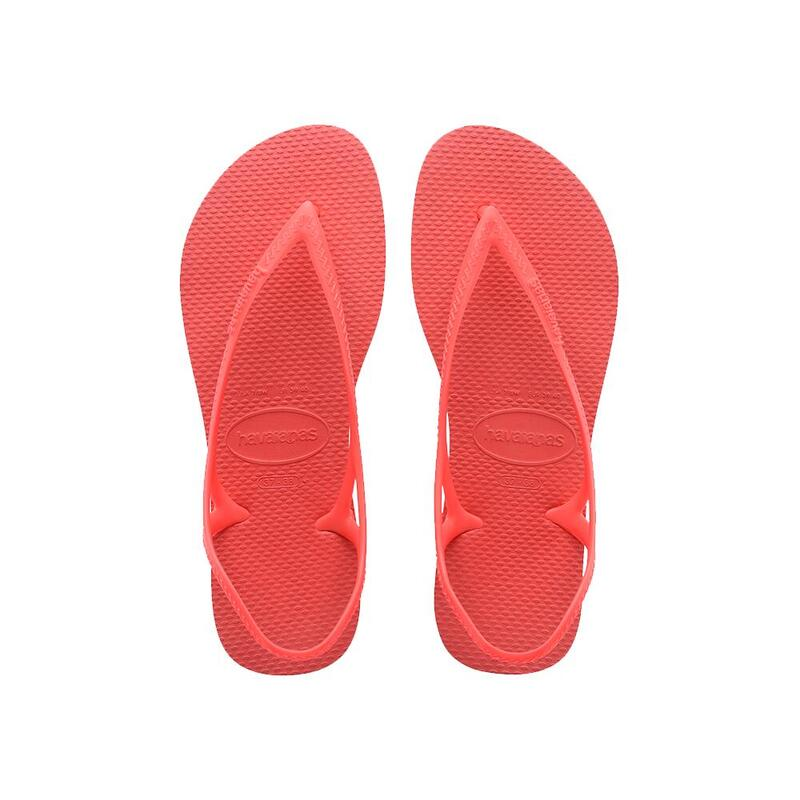 HAVAIANAS 女裝 SUNNY II 涼鞋系列 - 橙紅色