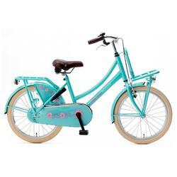 Nogan Vintage Kinderfiets - 20 inch - Lichtblauw