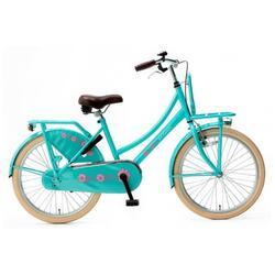 Nogan Vintage Kinderfiets - 22 inch - Lichtblauw