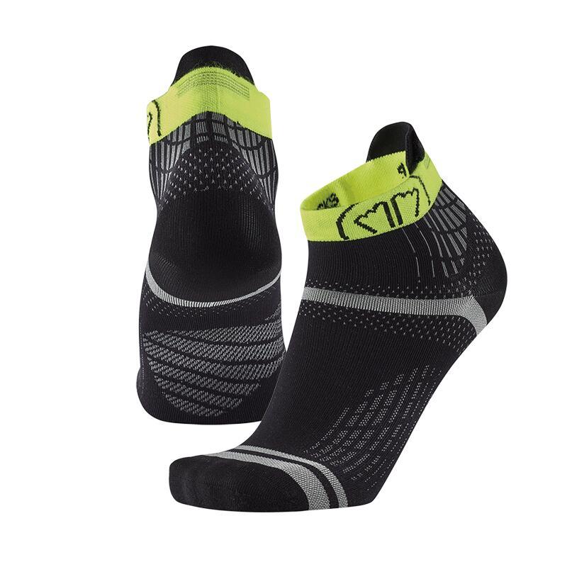 Chaussettes fines conçues pour la course à pied sur route - Run Feel