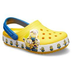 Fun Lab Minions Clog (Kids) Yellow