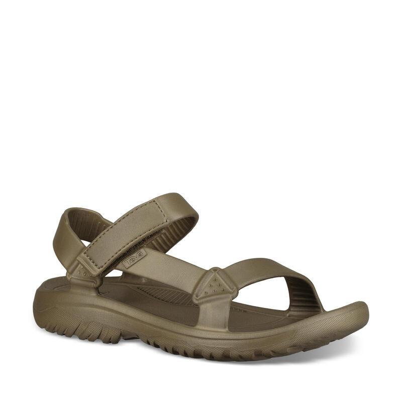 TEVA - 男裝 HURRICANE DRIFT 休閒涼鞋 - 橄欖綠色