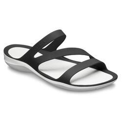 Swiftwater Sandal (Ladies) Black/White