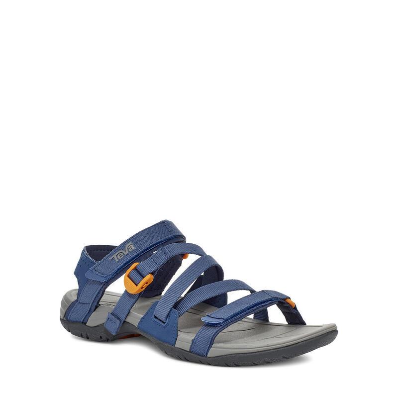 TEVA - 女裝 ASCONA SPORT WEB 戶外涼鞋 - 藍靛色