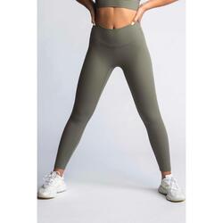 Flux Legging Fitness - Dames - Sage Green Groen