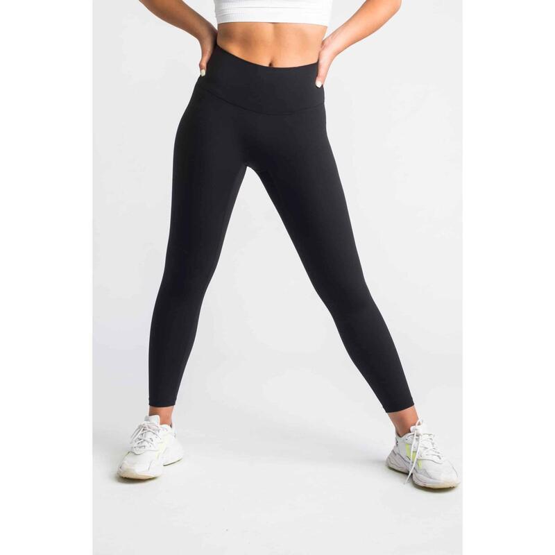 Flux Legging Fitness - Femme - Noir