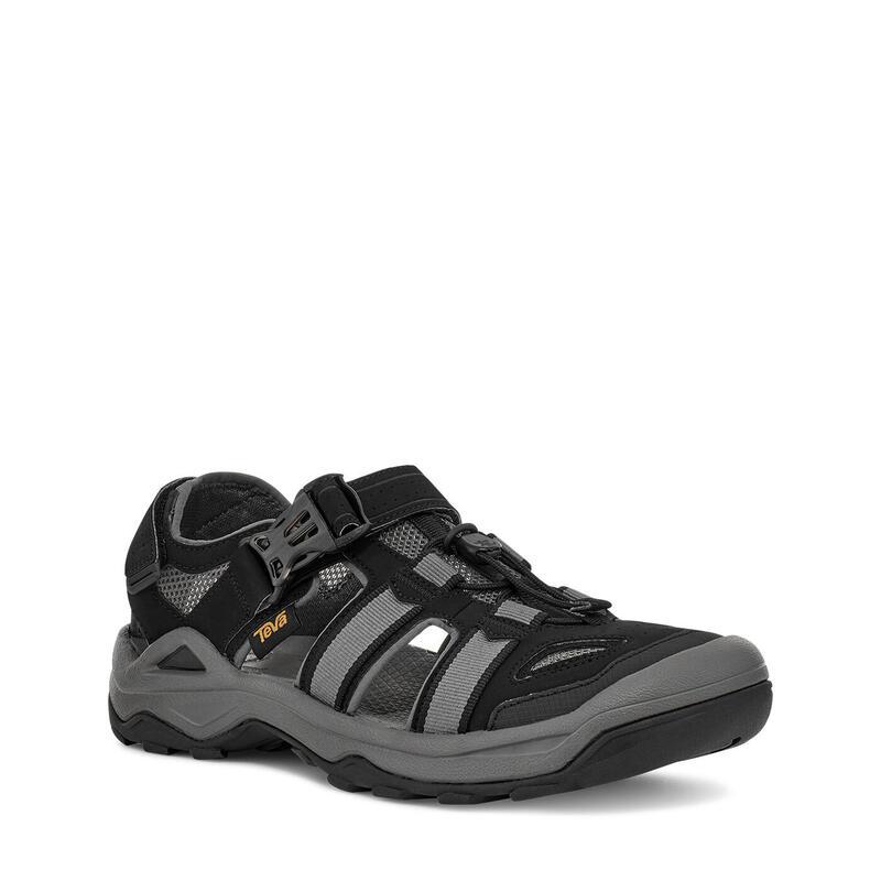 TEVA - 男裝 OMNIUM 2 戶外涼鞋 - 黑色