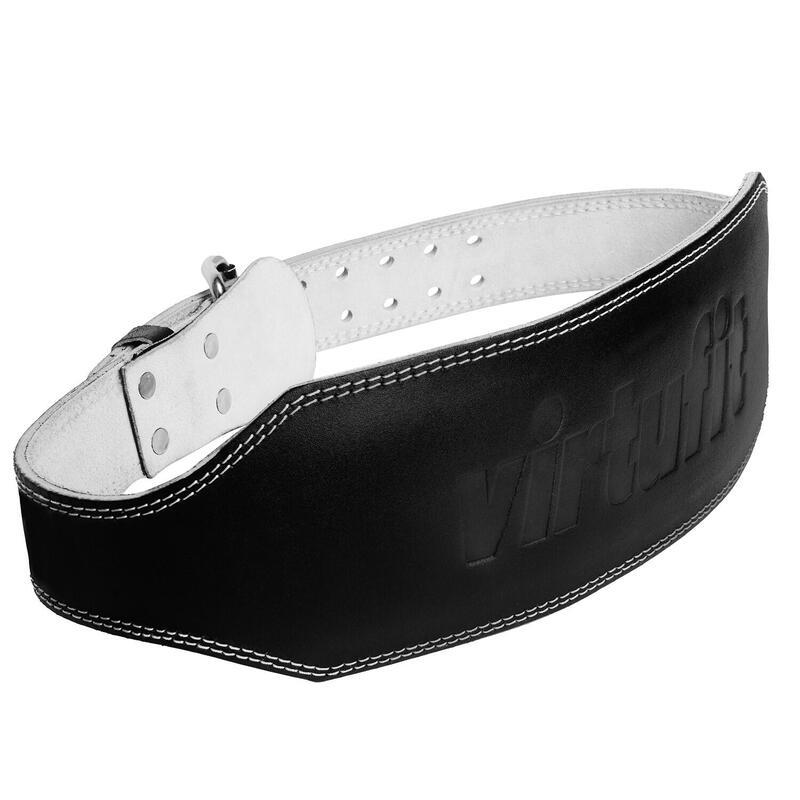 VirtuFit Leren Lifting Belt Pro - Lederen Halterriem - L/XL