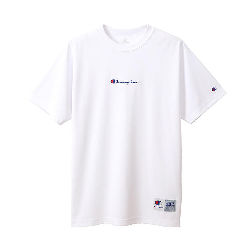 Men's Script Logo T-Shirt C3-RB354