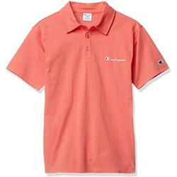 Men's Script Logo Polo Shirt C3-P306