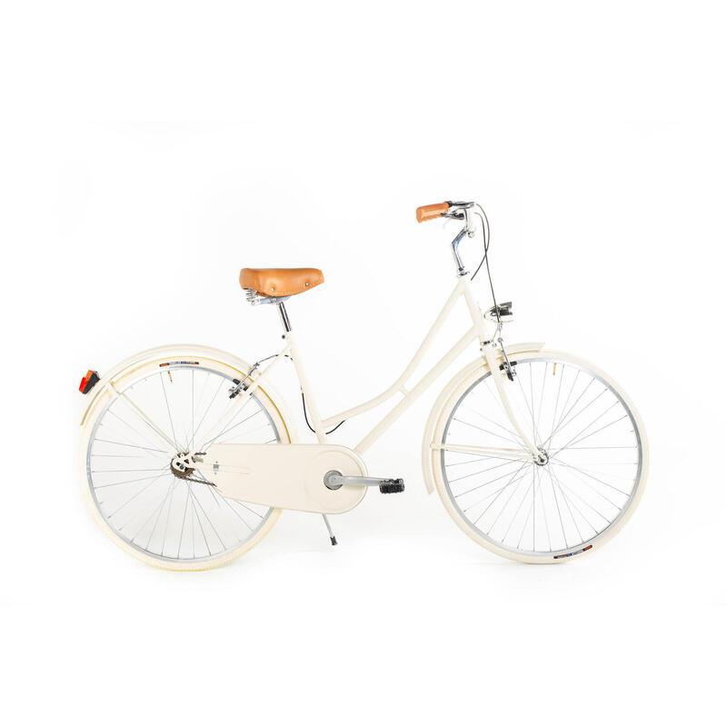 Bicicleta de Paseo Capri Gracia Crema 1V
