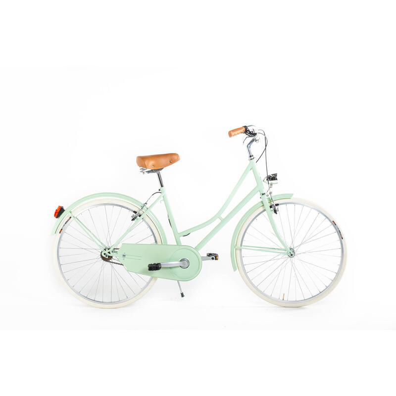 Bicicleta de Paseo Capri Gracia Verde Pastel 1V