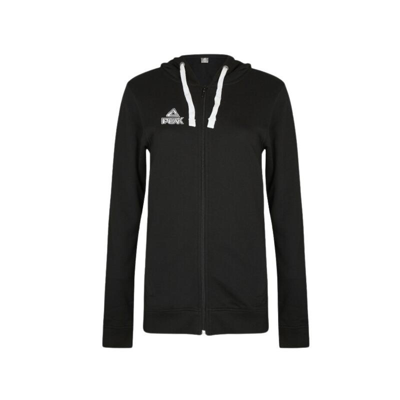 Sweatshirt femme Peak zip élite