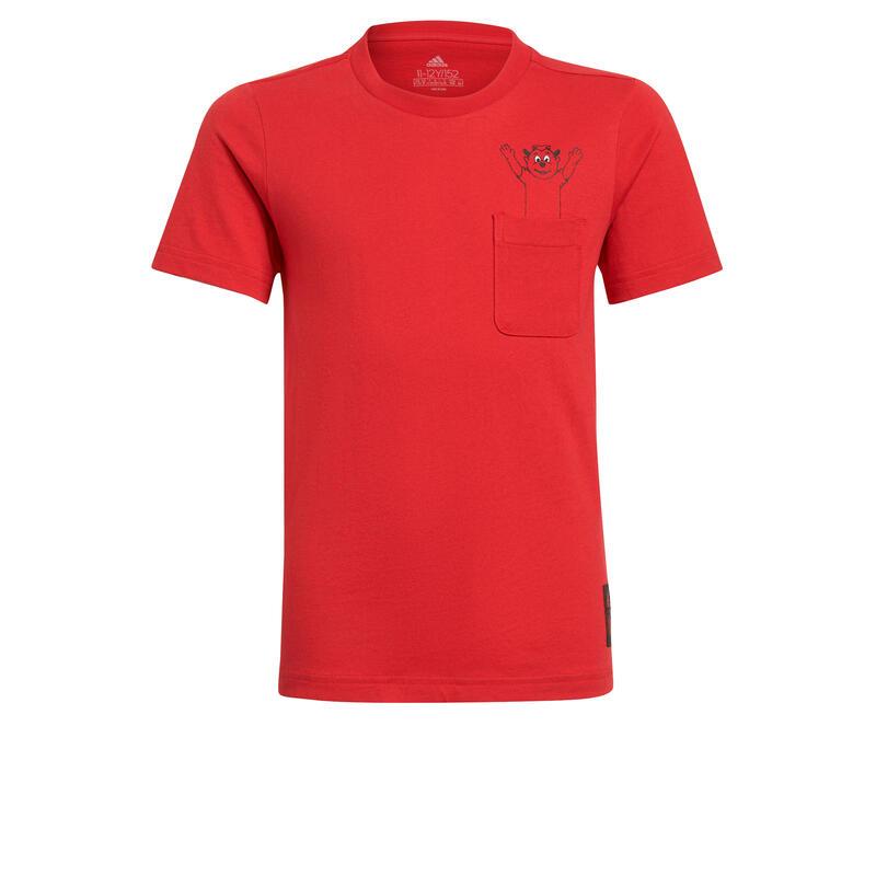 T-shirt enfant Manchester United