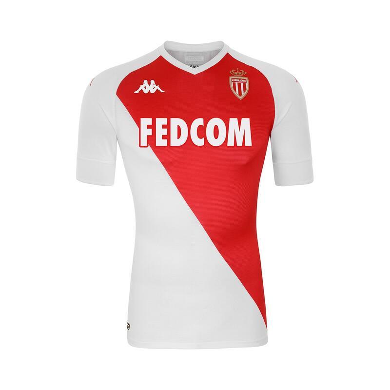 Maillot domicile authentique AS Monaco 2020/21