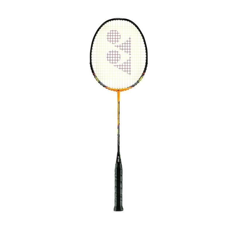 Yonex - NANORAY 3 橙色碳纖維羽毛球拍