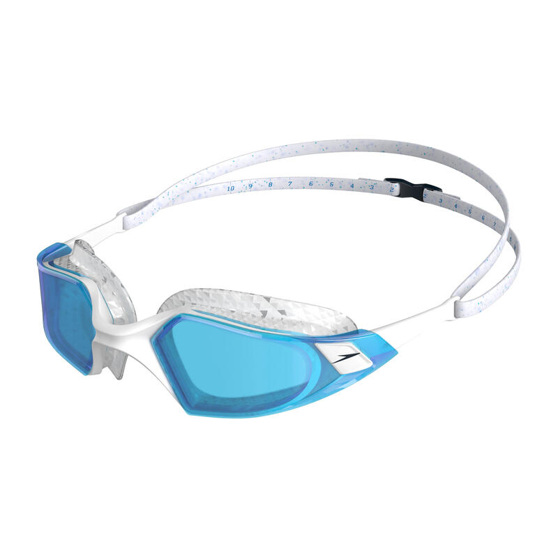 AQUAPULSE PRO 成人泳鏡 (亞洲版)  白 / 淺藍