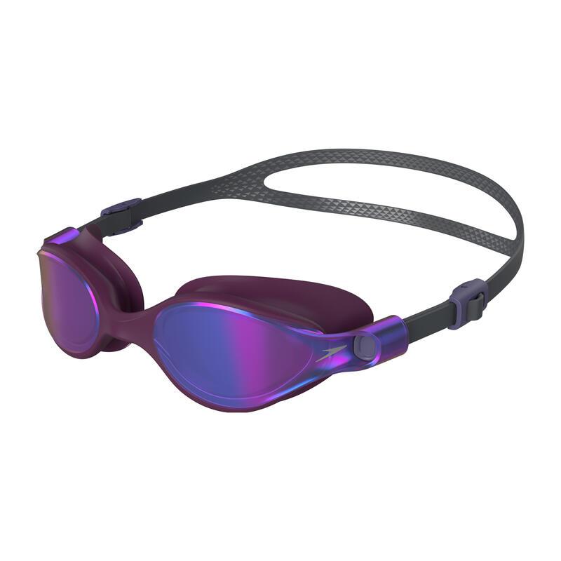 V CLASS 鍍膜 女士用泳鏡 (亞洲版) 紫 / 紫金