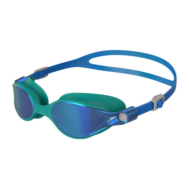 V CLASS 鍍膜 女士用泳鏡 (亞洲版) 湖水綠 / 藍