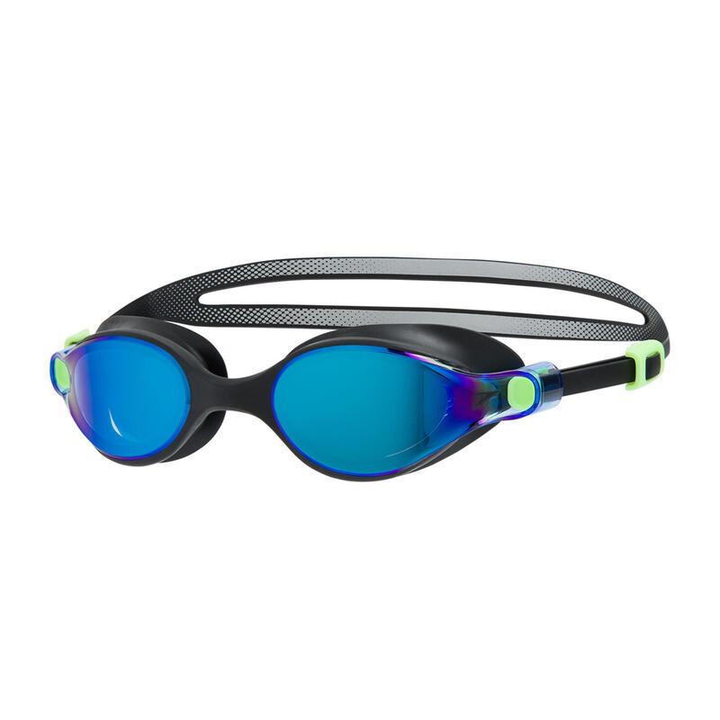 V CLASS 鍍膜 女士用泳鏡 (亞洲版) 黑 / 藍