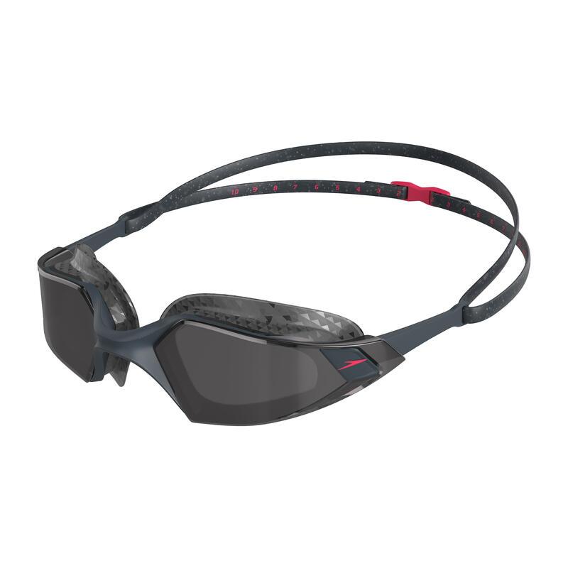 AQUAPULSE PRO 成人泳鏡 (亞洲版)  灰 / 煙灰