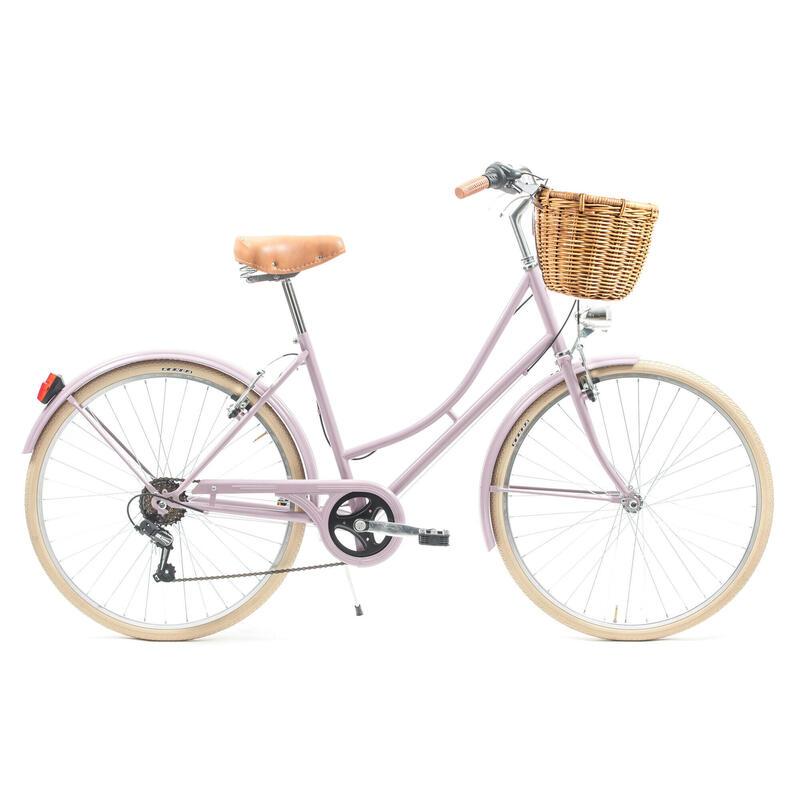 Capri Valentina vélo de ville lilas