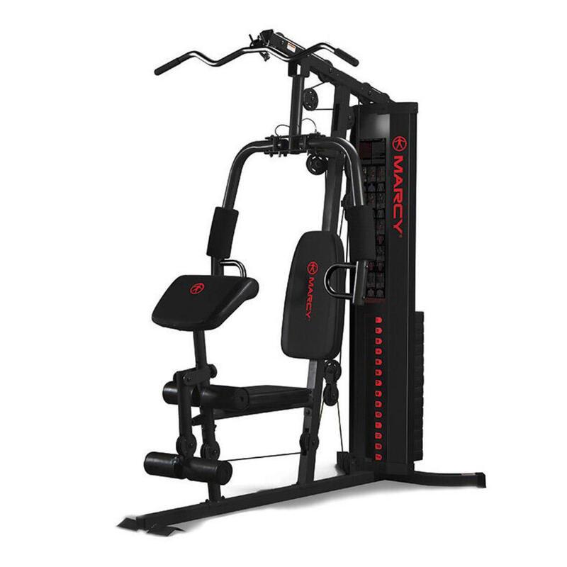 Multiestación Marcy Eclipse HG3000 Compact Home Gym