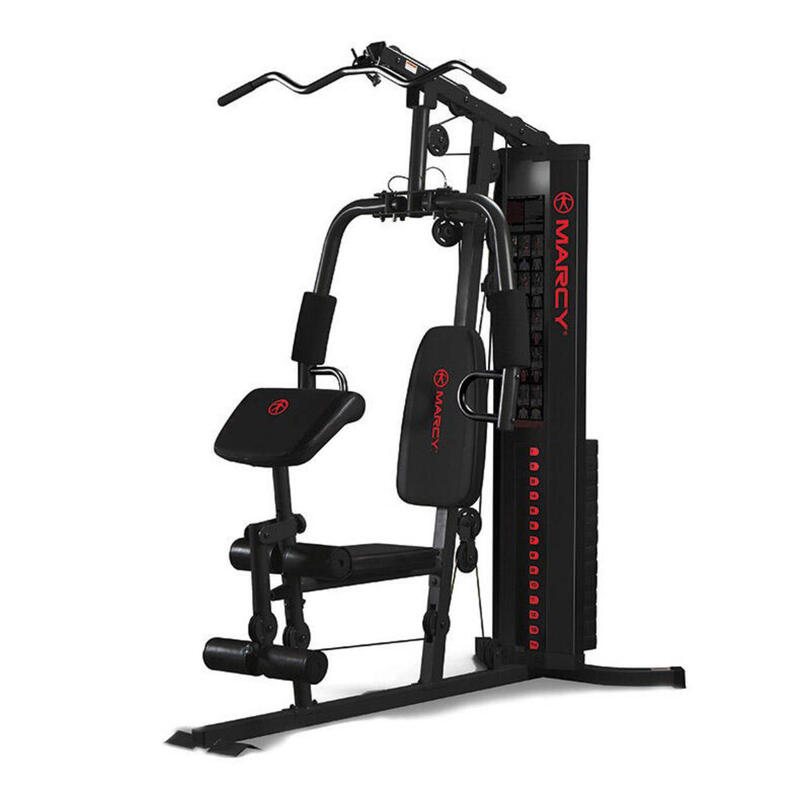 Appareil à charges guidées Marcy Eclipse HG3000 Compact Home Gym