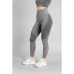Pulse Seamless Legging Fitness - Dames - Grijs
