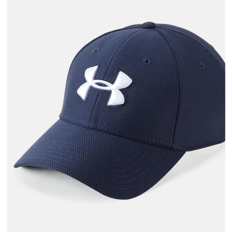 Unisex Adult Blitzing Baseball Cap (Midnight Navy/Light Graphite/White)