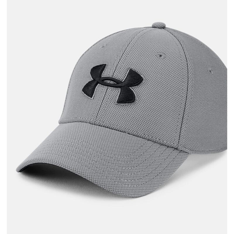 Unisex Adult Blitzing Baseball Cap (Light Graphite/Black)