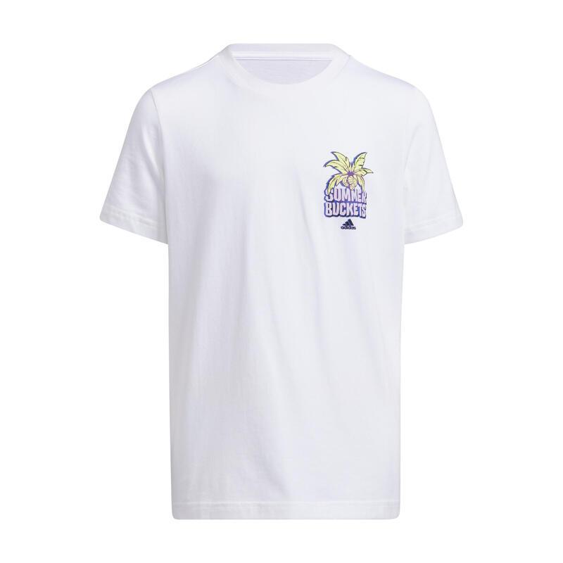 T-shirt enfant adidas Summer Hoops