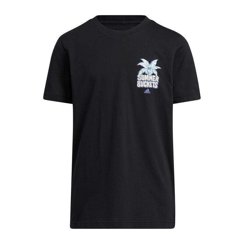 T-shirt enfant adidas Summer Hoops Graphic