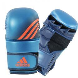Adidas Training Grappling Handschoenen Blauw - L